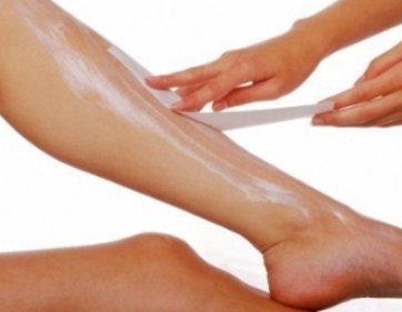 Under legs wax / Lovelace sandia health system